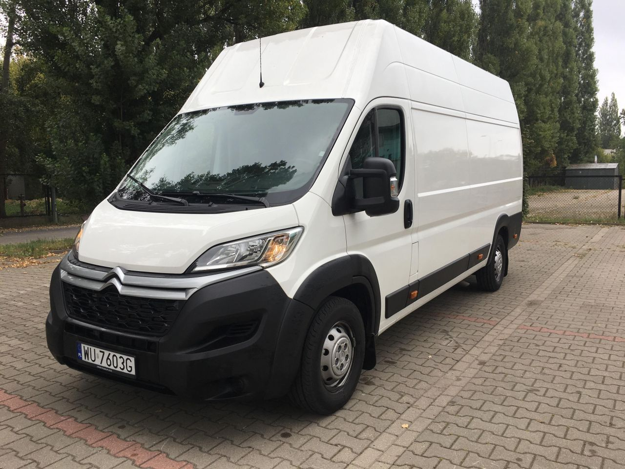 Citroen Jumper L4H3 6