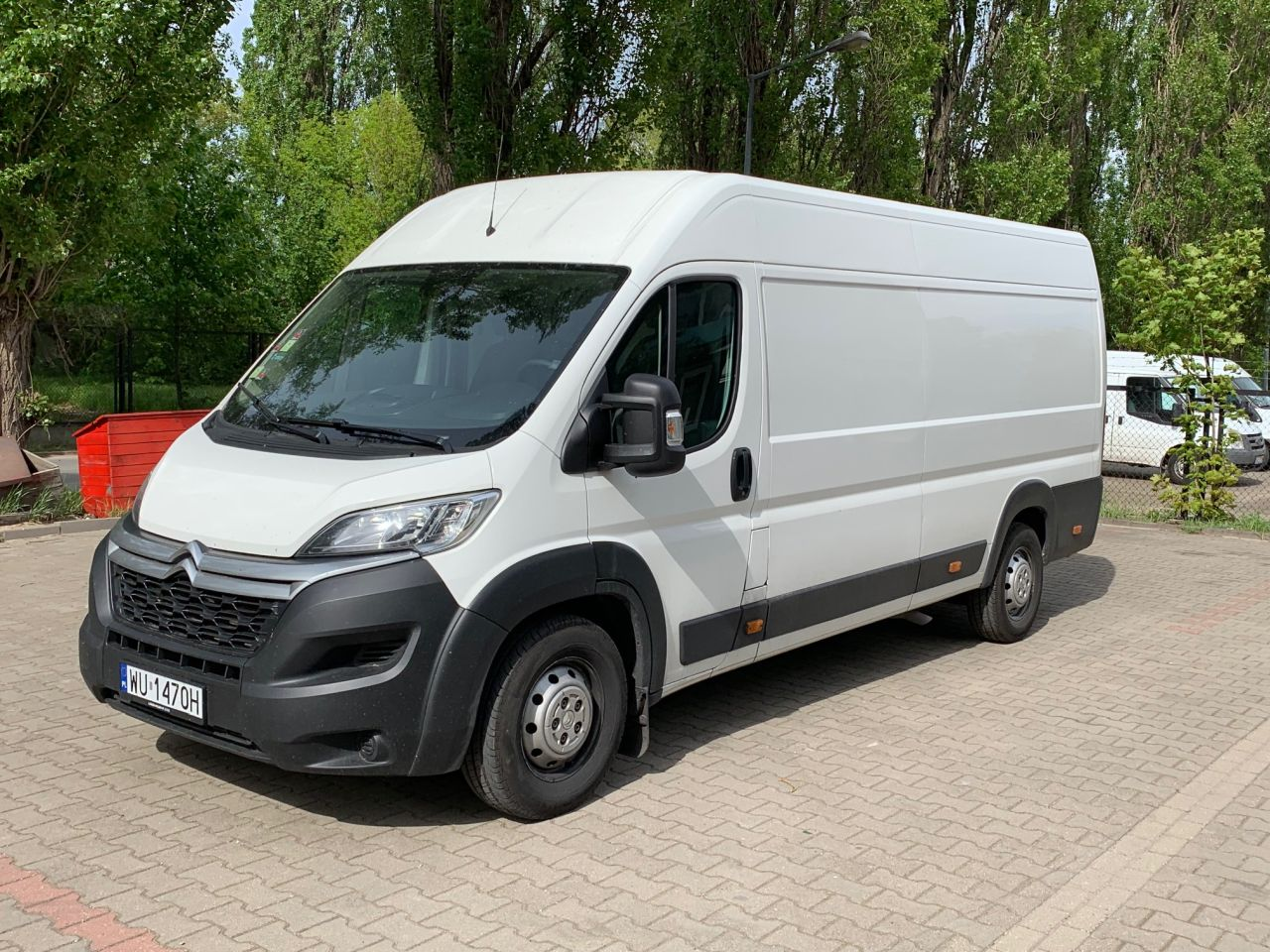 Citroen Jumper L4H2 6