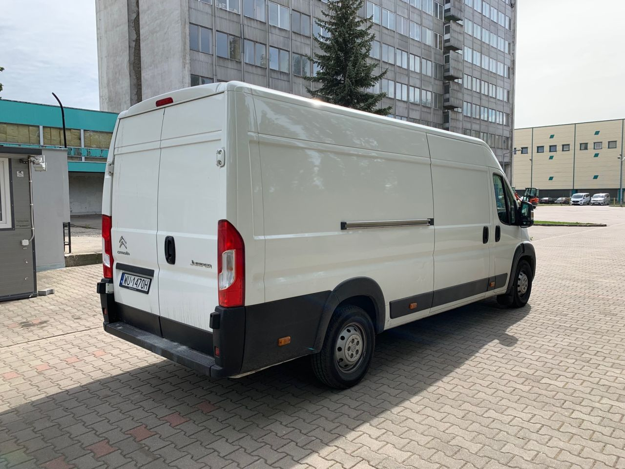 Citroen Jumper L4H2 11